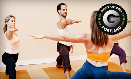 5-Class Punch Card (a $55 value) - Breathing Room Yoga & Movement Studio in South Portland