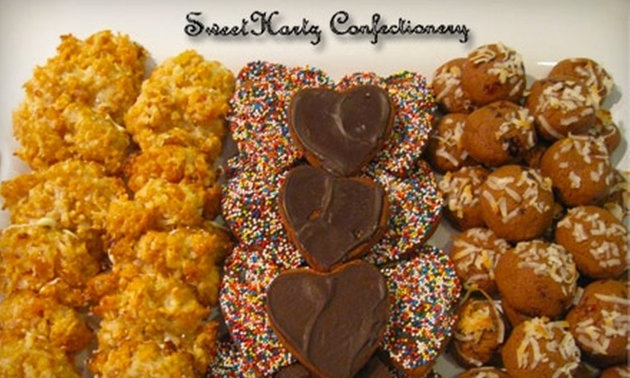 SweetHartz Confectionery - Moorings: $10 for $20 Worth of Treats at SweetHartz Confectionery