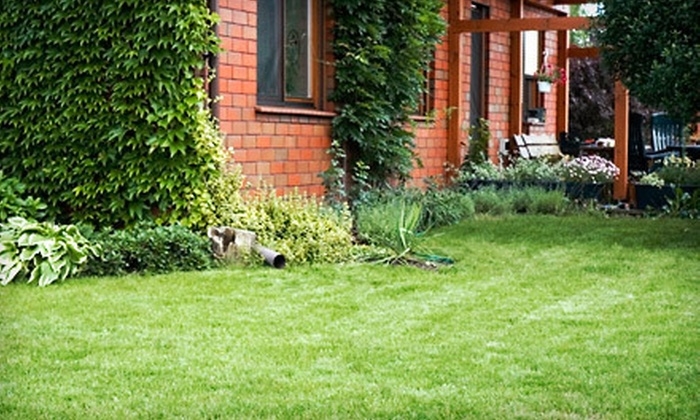 Urban Lawn and Garden - Wileman's 5th: One or Three Lawn-Mowing Services from Urban Lawn and Garden (56% Off)