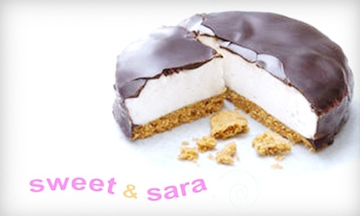 Sweet & Sara - Sunnyside: $7 for $15 Worth of Handmade Vegan Marshmallows and Treats from Sweet & Sara in Long Island City
