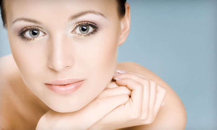 Chiropractic Little Rock - Little Rock: 6 or 12 Facial Skin-Tightening Treatments at Advanced Health Spa (60% Off)