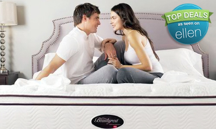 Palisade Furniture - Englewood: Twin-, Full-, Queen-, or King-Size Simmons Beautyrest Classic Mattress at Palisade Furniture in Englewood (Up to 53% Off)