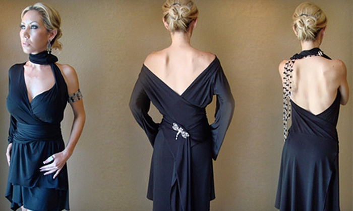 The DW Group: $114 for the Houdini Collection Dress from The DW Group ($229 Value)