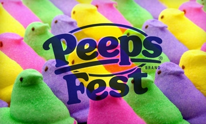 ArtsQuest - Bethlehem: $3 for Adult Admission ($6 Value) or $2 for a Child's Admission ($4 Value) to Peeps Fest
