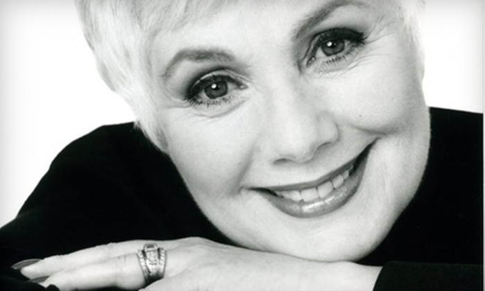 Robson Performing Arts Center - Claremore: Admission to Shirley Jones Concert at the Robson Performing Arts Center in Claremore. Three Options Available.