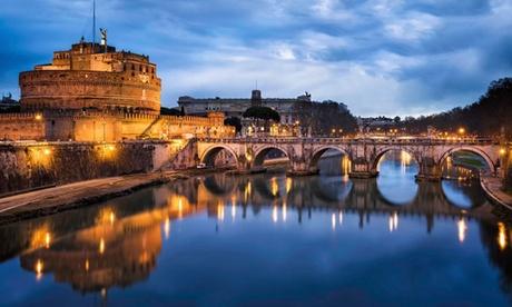 Roma: estancia en habitación doble o twin para 2 personas con desayuno en Hotel Apogia Lloyd Rome
