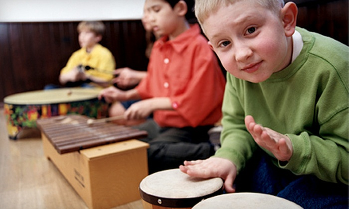 Kindermusik with Jeanne - Oxford: $15 for Two Play Dates at Kindermusik with Jeanne in Oxford (Up to $30 Value)