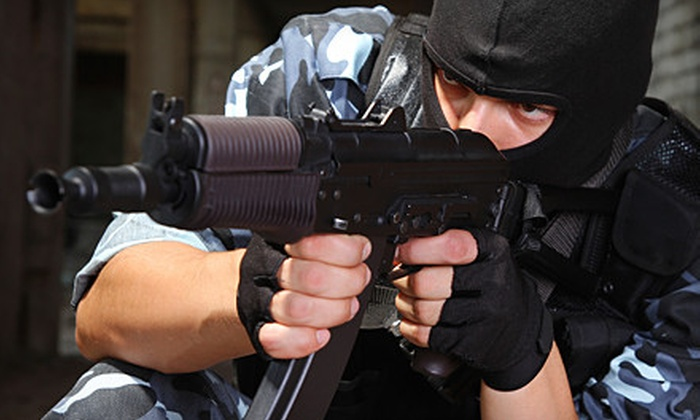 BattleCat Sports - Anderson: $25 For an Airsoft Package for Two with Gun Rental and Unlimited Ammo at BattleCat Sports in Anderson (Up to $80 Value)