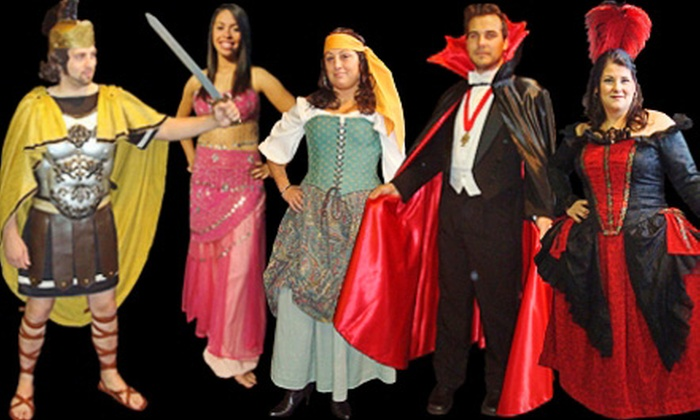 DC Theatricks - Allen: $15 for $30 Toward Rented or Purchased Costumes or Accessories at DC Theatricks