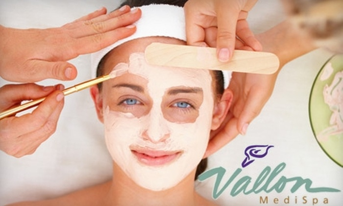 Vallon MediSpa - Northampton: $40 for the Classic European Facial at Vallon MediSpa in Northampton ($85 Value)
