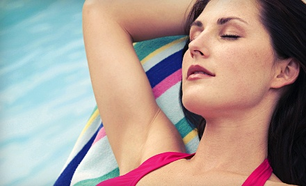 6 Laser Hair-Removal Treatments on a Small Area - Copa Vida Med Spa in Santa Rosa