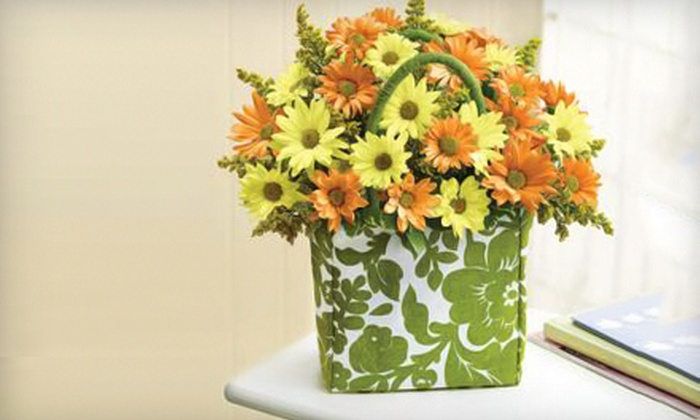 Twin City Flowers - West Seventh: $20 for $40 Worth of Fresh Flowers, Plants, and Seasonal Gifts from Twin City Flowers