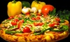 Camy's - Idlewild - East End Historical Association: Pizza, Sandwiches, and Grilled Fare for Delivery, Carryout, or Dine-in from Camy's (Up to 55% Off). Two Options Available.