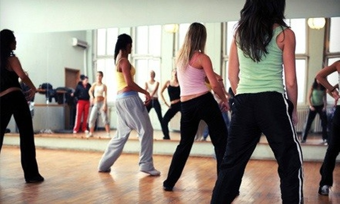 Diamond Dance and Fitness - Multiple Locations: $20 for 10 Dance and Fitness Classes at Diamond Dance and Fitness ($49 Value)