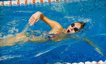 SwimAtlanta Sugarloaf: 20-Visit Pass for Lap Swimming  - SwimAtlanta Sugarloaf in Lawrenceville