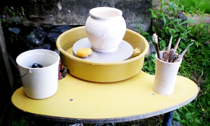 Pottery Loft Studio - Seattle: Pottery Class for One, Two, or Six at Pottery Loft Studio in Everett