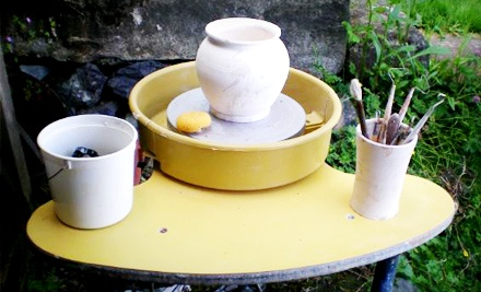 1.5-Hour Pottery Class for One (a $50 value) - Pottery Loft Studio in Everett