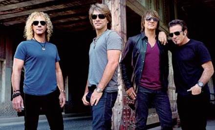 Bon Jovi on Thurs., May 19 at 7:30PM: Sections 201-203 or 230-232 - Bon Jovi in Memphis