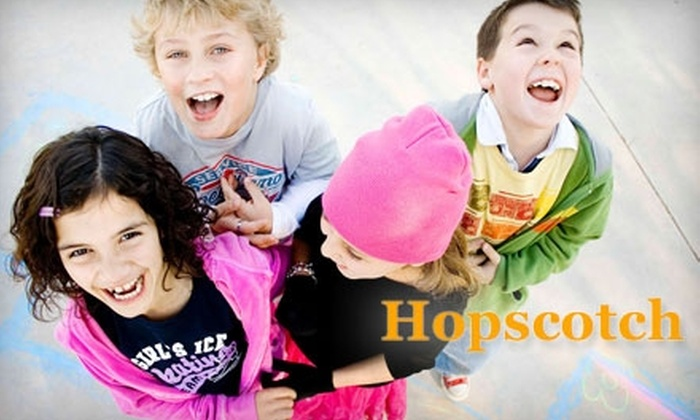 Hopscotch Children's Consignment - Glendale: $12 for $25 Worth of Clothing at Hopscotch Children's Consignment in Glendale