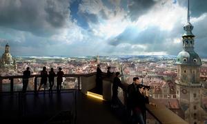 """Panometer Dresden: 2 Eintrittskarten für die Ausstellung """"Dresden im Barock"""" im Panometer Dresden (26% sparen)"""