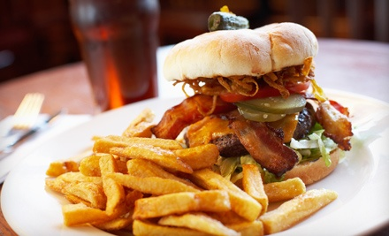 Dylan's Sports Bar and Grill: Pub Meal for 2 (up to a $28.90 value) - Dylan's Sports Bar and Grill in Arnold