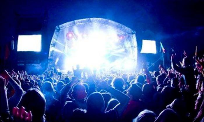 Dancefestopia Music Festival - Columbus Park Industrial: $42 for One Ticket to Dancefestopia Music Festival in Downtown Kansas City on June 1–3 (Up to $129 Value)