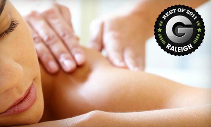 Tew Hands Massage & Bodywork - Fayetteville: 60- or 90-Minute Massage at Tew Hands Massage & Bodywork in Fayetteville (Up to 52% Off)
