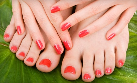 Gel Manicure (a $30 value) - King Nail Spa in Daly City