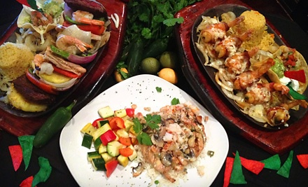 $20 Groupon for Dinner on Fri.-Sat. - Vida Loca Mexican Bar and Grill in Katy