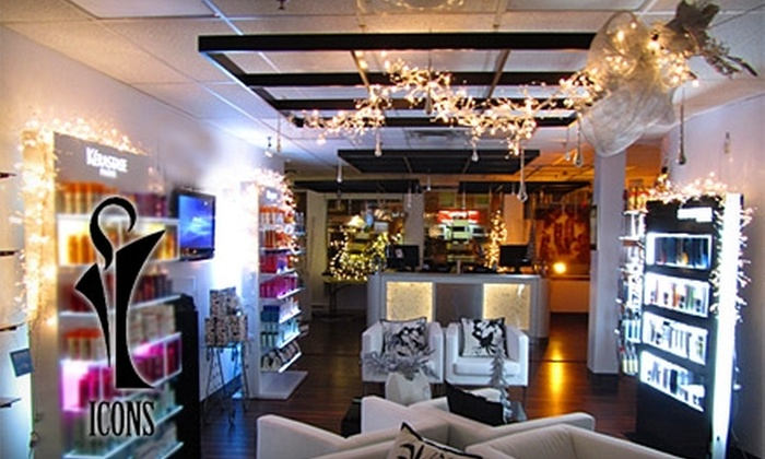 Salon Icons - Downtown: $30 for a Brazilian Wax at Salon ICONS