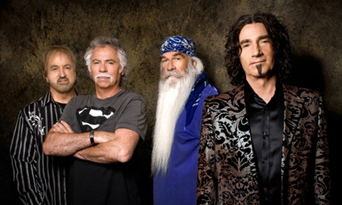 The Oak Ridge Boys - Fernwood Plaza: $25 for One Ticket to See The Oak Ridge Boys at Orlando Jai Alai in Fern Park on September 9 at 8 p.m. (Up to $50.43 Value)