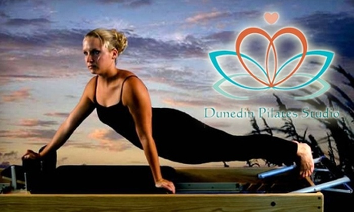 Dunedin Pilates Studio - Dunedin: $29 for a Five-Class Punch Card to Dunedin Pilates Studio ($100 Value)