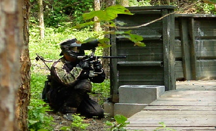 All-Day Paintball Outing for 2 (a $120 value) - WarPlay Paintball in Rhoadesville