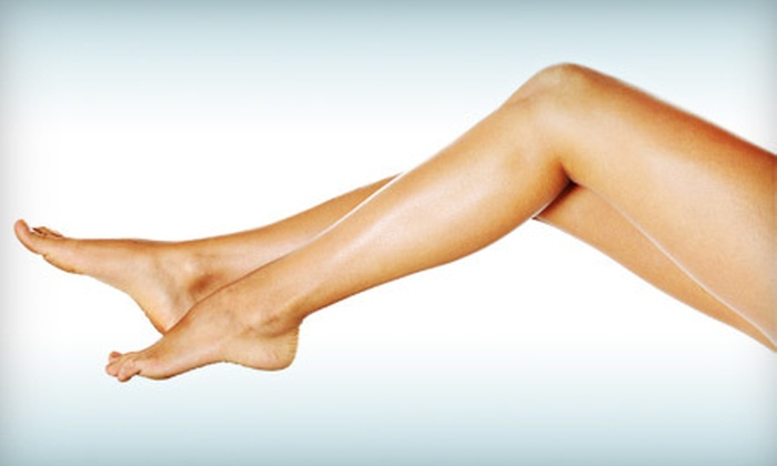 Cosmetic Procedures Center - North Richland Hills: $139 for Laser Vein Removal on Both Legs at Cosmetic Procedures Center in North Richland Hills (Up to $400 Value)