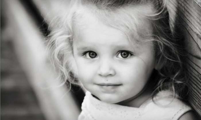 "Heather Swanner Photography Studio - Northwoods: $75 for a Photography Session, DVD, and Two 5""x7"" Prints from Heather Swanner Photography Studio ($513 Value)"