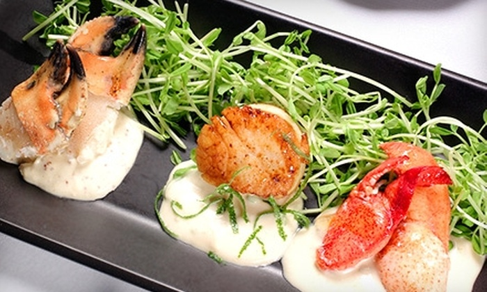 The Carriage House Dining Room - German: $30 for $60 Worth of Upscale Cuisine and Drinks at The Carriage House Dining Room