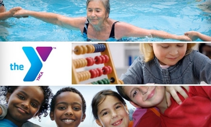 YMCA of Greater Tulsa - Multiple Locations: $20 for a One-Month Household Membership Plus $50 Toward Program Registration at YMCA of Greater Tulsa ($118.25 Value)