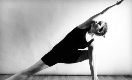 Dharma Studio: One 5-Class Yoga Pass - Dharma Studio in Coconut Grove