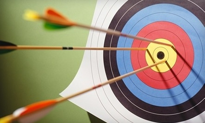 Jeffery Archery - Southeastern Columbia: $29 for Archery Outing with Instruction, Gear Rental, and Practice Session for Two at Jeffery Archery ($75 Value)