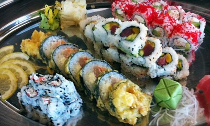 Wabi Sabi Japanese Fusion & Sushi - Daybreak: $7 for $15 Worth of Lunch Fare at Wabi Sabi Japanese Fusion & Sushi in South Jordan (or $12 for $25 Worth of Dinner)