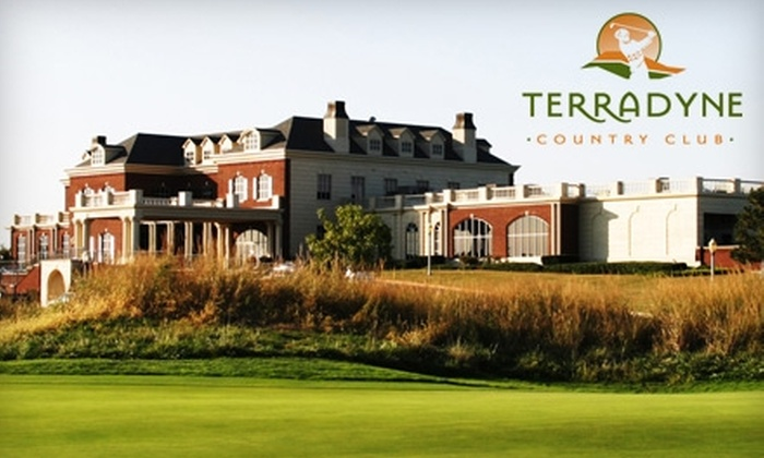 Terradyne Country Club - Andover: $55 for 18 Holes of Golf Plus Cart Rental at Terradyne Country Club