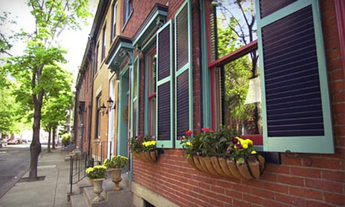 Mexican War Streets Society Annual House & Garden Tour - Central Northside: $18 for Outing for Two on the Mexican War Streets Society Annual House & Garden Tour (Up to $40 Value)