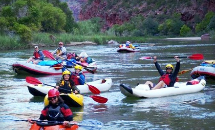 Day-Long Rafting Trip for 2 on the Green River (a $150 value) - Dinosaur River Expeditions in Vernal