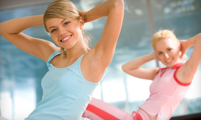 Temple Fitness - Franklin: $59 for Four Weeks of Unlimited Ladies' Boot-Camp Classes at Temple Fitness in Franklin (Up to $209 Value)
