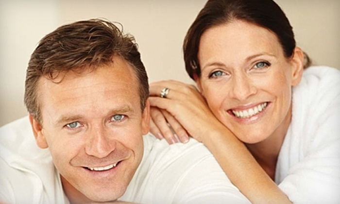 Tan United - Alhambra: $99 for Three Months of Red Light Collagen Therapy at Tan United ($300 Value)