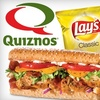 $3 for Subs at Quiznos
