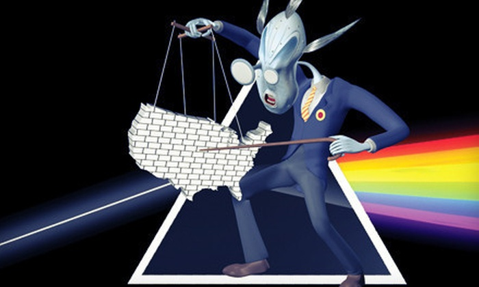Brit Floyd - Downtown Toronto: $30 for Brit Floyd – The Pink Floyd Tribute Concert at Sony Centre for the Performing Arts on March 1 (Up to $61.75 Value)
