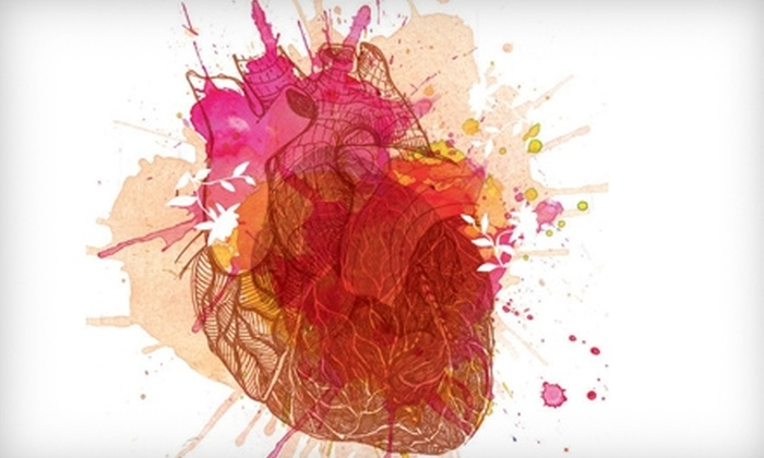 Local Arts for Healthy Hearts Charity Benefit  - Santa Clara: Admission to the Local Arts for Healthy Hearts Charity Benefit in Santa Clara. Two Options Available.