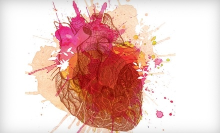 Local Arts for Healthy Hearts Charity Benefit on Sat., Apr. 23 at 7PM: General-Admission Ticket  - Local Arts for Healthy Hearts Charity Benefit  in Santa Clara