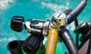 Ogden Point Dive Centre & Cafe - James Bay: Discover Scuba Diver Class or Scuba Refresher Course at Ogden Point Dive Centre & Cafe (Up to 56% Off)